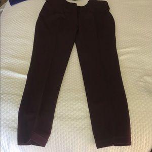 Akros punto dress pants